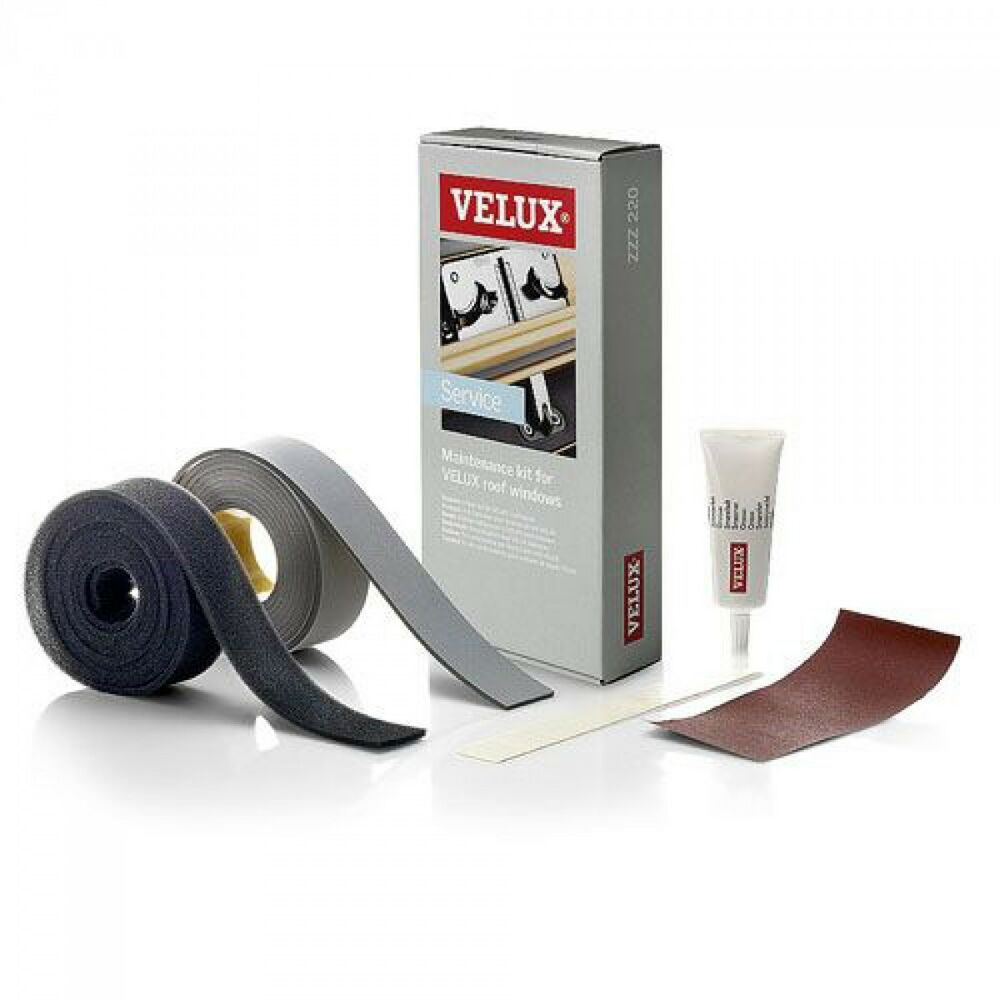 velux service kit zzz 220 velux maintenance kit zzz 220 ebay. Black Bedroom Furniture Sets. Home Design Ideas
