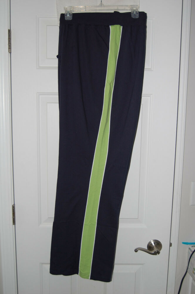 ... Plus Size Duo Maternity Activewear Pants Navy Green 1x 2X 3X | eBay