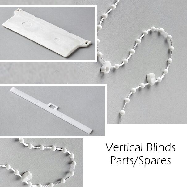 Vertical Blind Spares Parts Bottom Weights Top Hangers