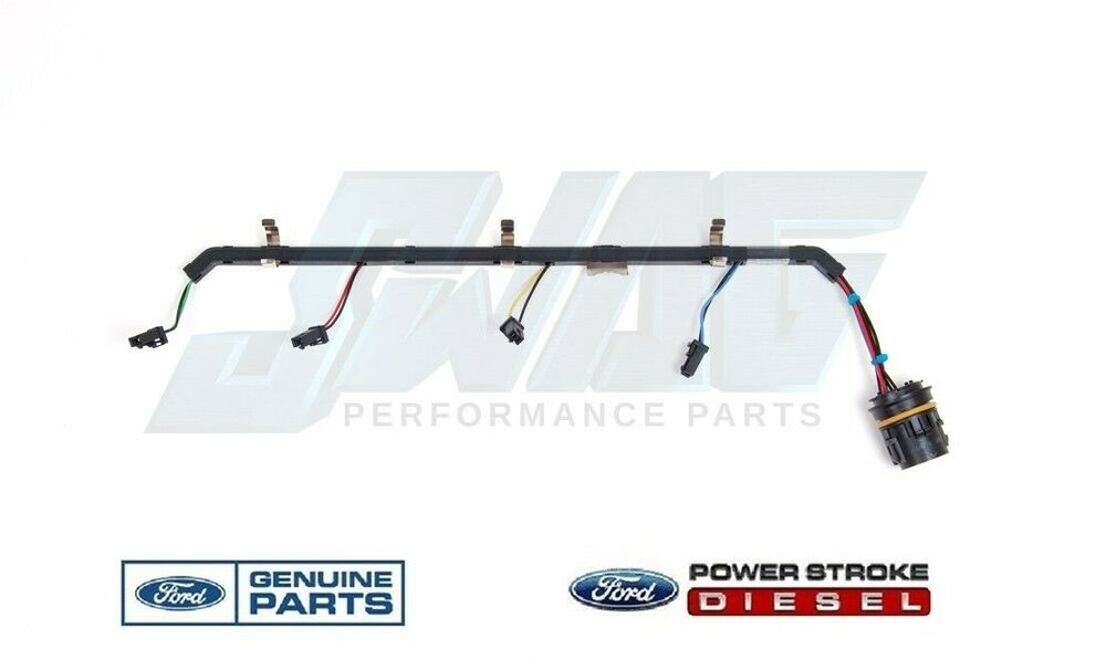 08 H Driver Fuel Injector Wiring Harness