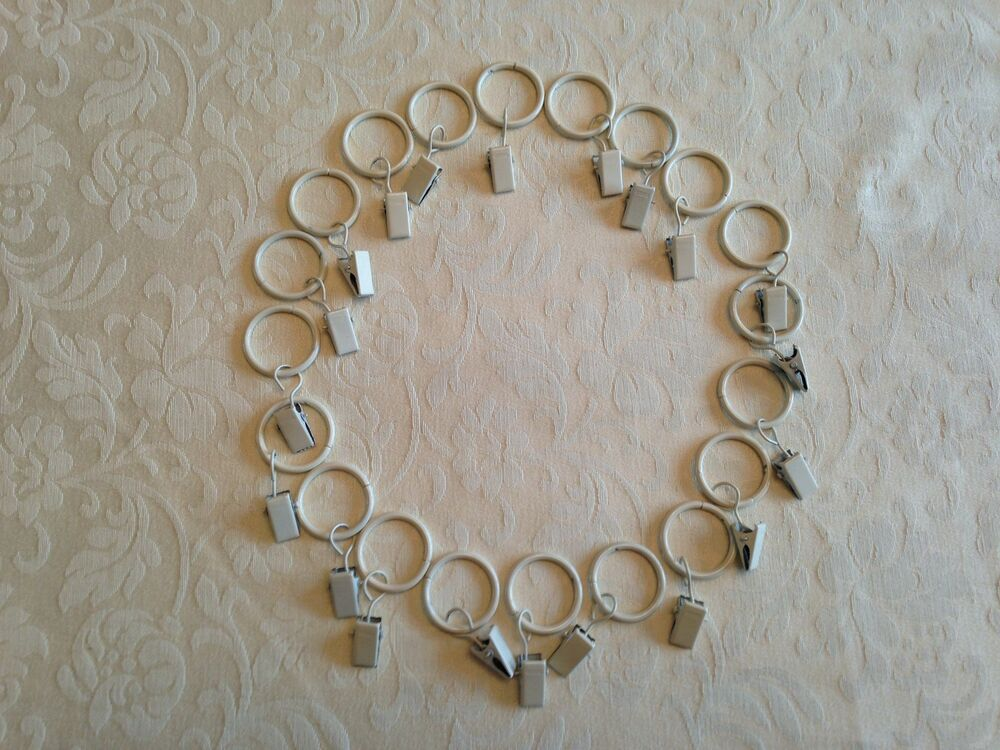curtain rings with clips how to use