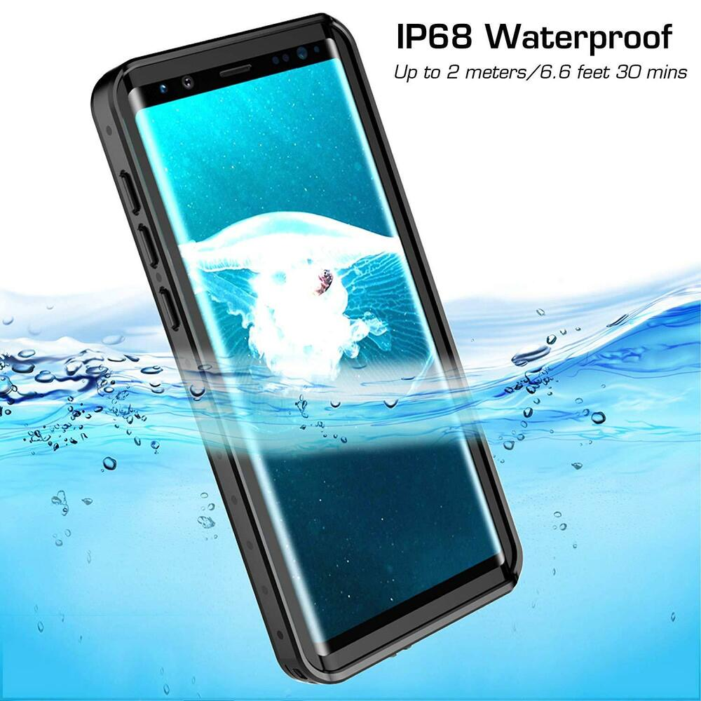 waterproof for samsung galaxy s6 s7 edge plus underwater case cover shock proof ebay. Black Bedroom Furniture Sets. Home Design Ideas