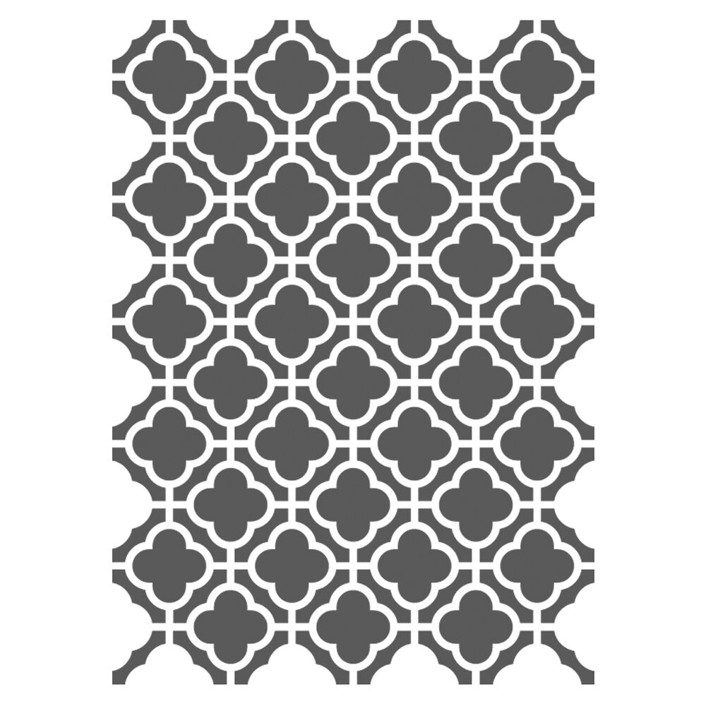 Nifty image throughout free moroccan stencils printable