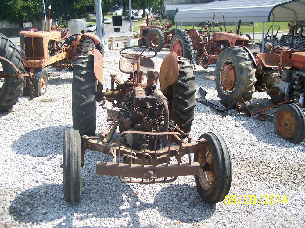 Ford Naa Tractor Parts : Ford naa jubilee tractor ebay