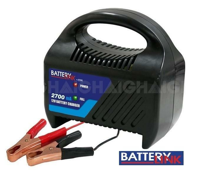 Marine Battery Charging Systems : Car marine battery charger v lead acid charging system
