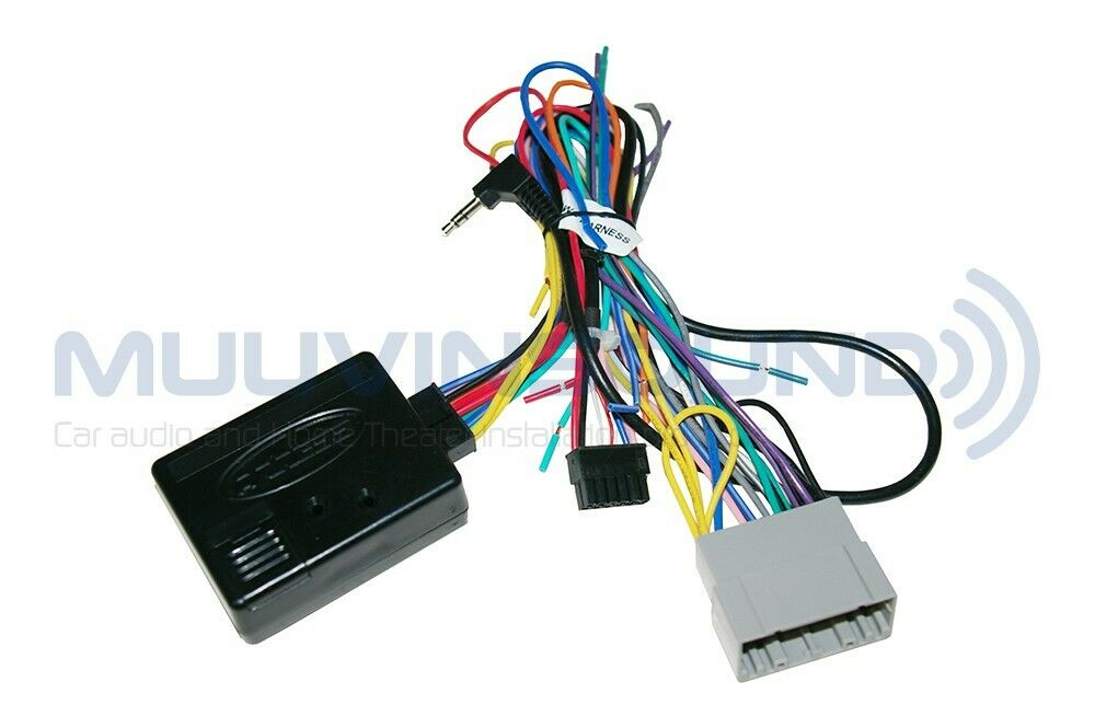 DODGE Ram 2500 / 3500 2009 Radio Wire Harness Aftermarket ...