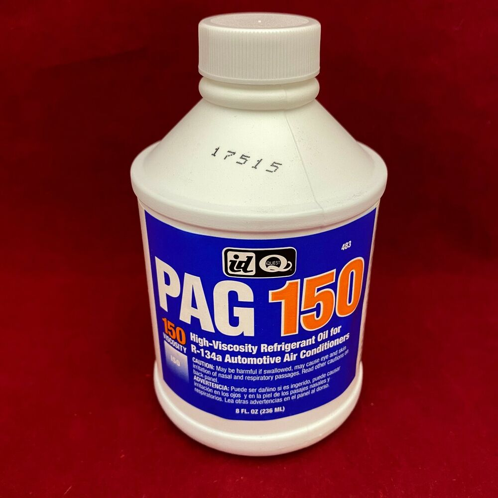 Genuine IDQ Auto Air Conditioning Oil PAG 150 High ...