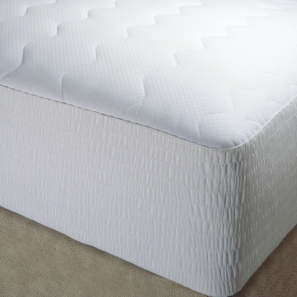 Beautyrest Luxury Pima 500tc Cotton Mattress Pad Twin