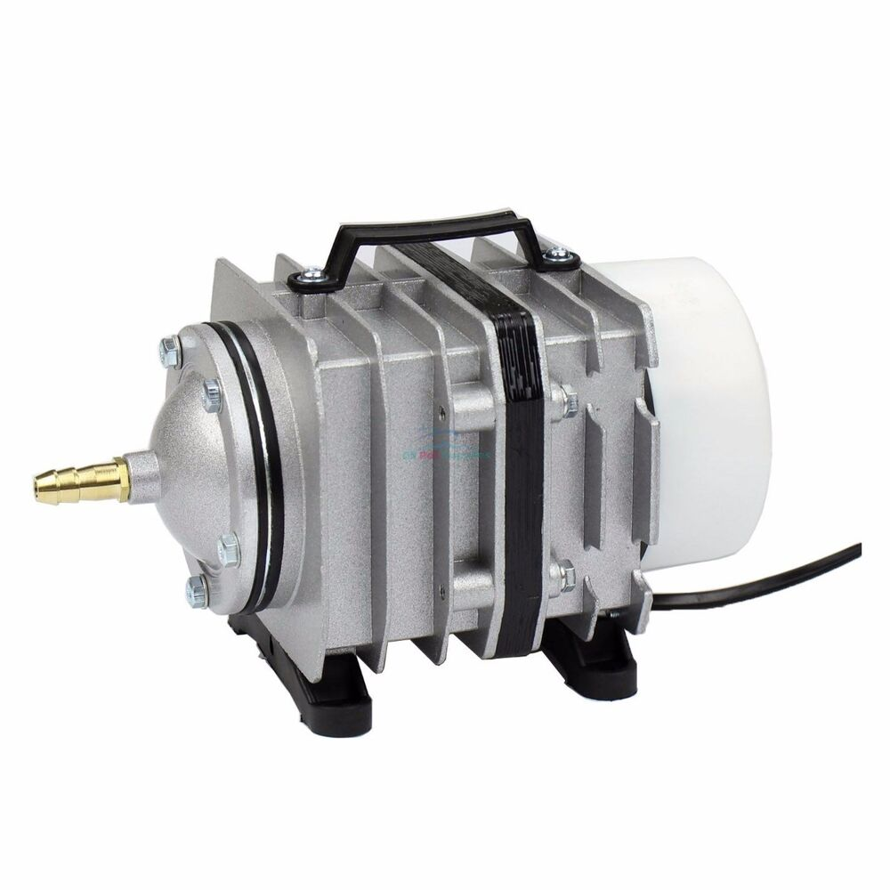 O2 commercial air pump 1157 gph aquarium hydroponics for Air pump for fish tank
