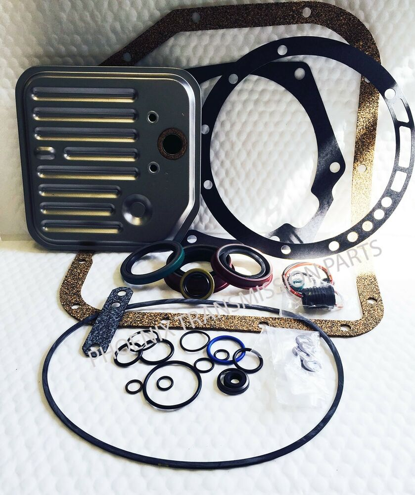 A500 40rh 42rh 42re 44re External Gasket And Seal Rebuild