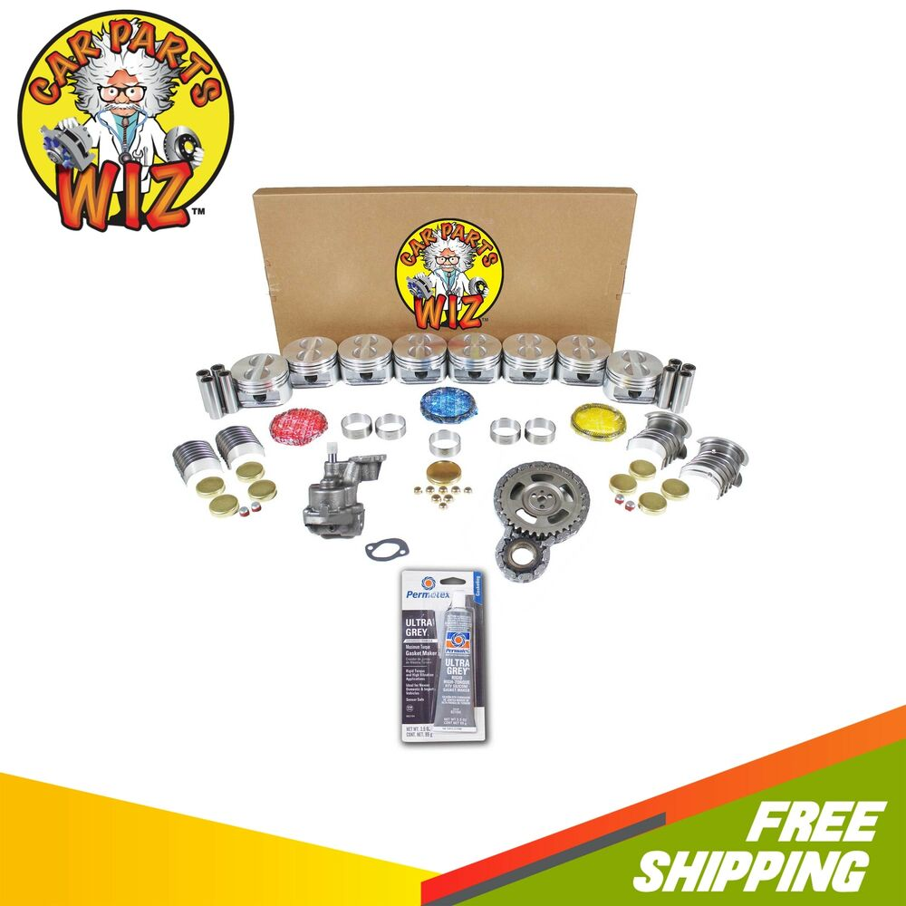Chevy 350 Lt1 Engine 96 97: Engine Rebuild Kit Fits 95-96 Chevrolet Corvette 5.7L V8
