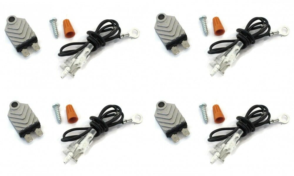 4  electronic transistorized ignition module for small engine motor