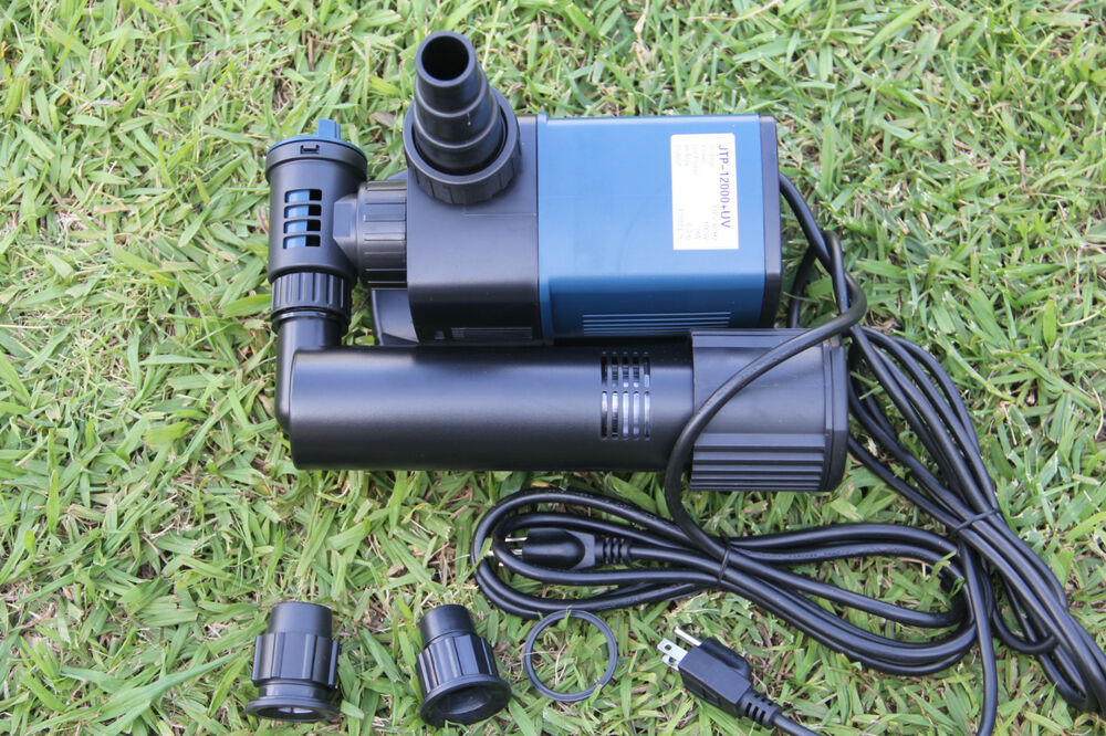 3200 gph koi pond pump mag drive extremely efficient for Koi pool pumps