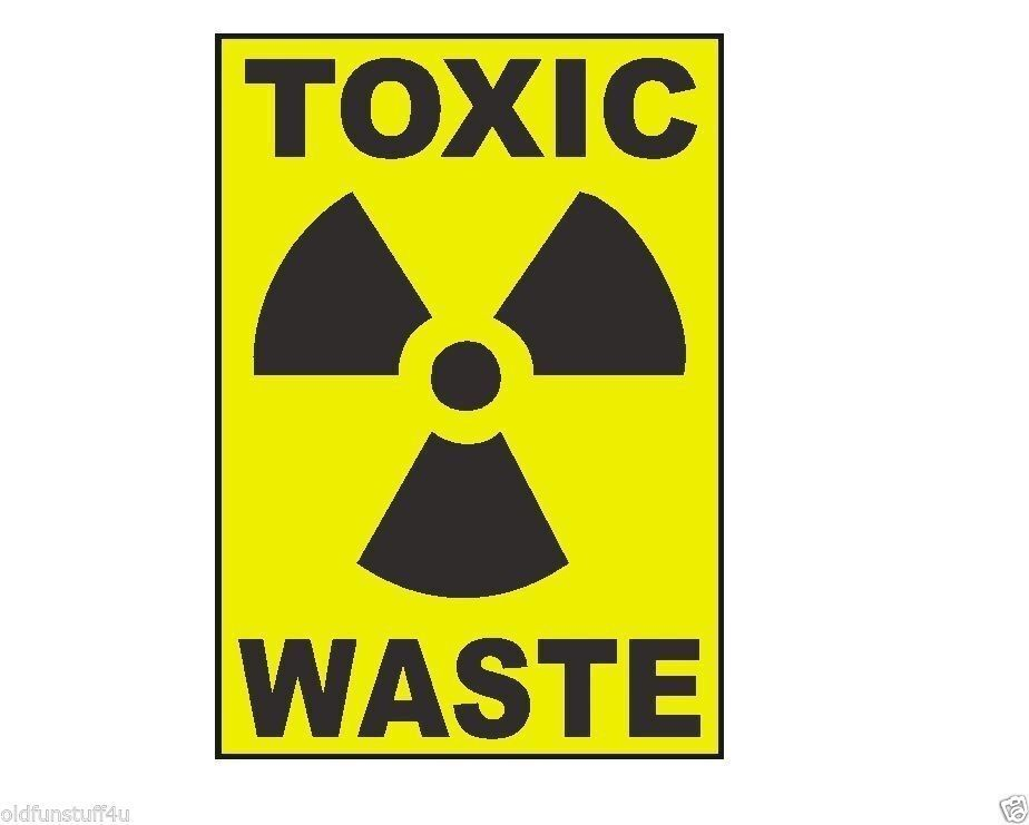 toxic waste sign - 924×741
