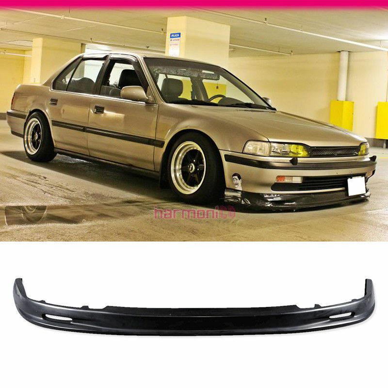 fitment 94 95 honda accord color unpainted black