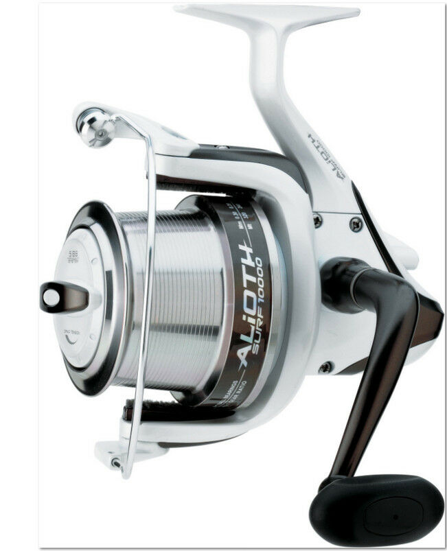 Surf casting fishing reels from trabucco of italy new for Surf fishing reel