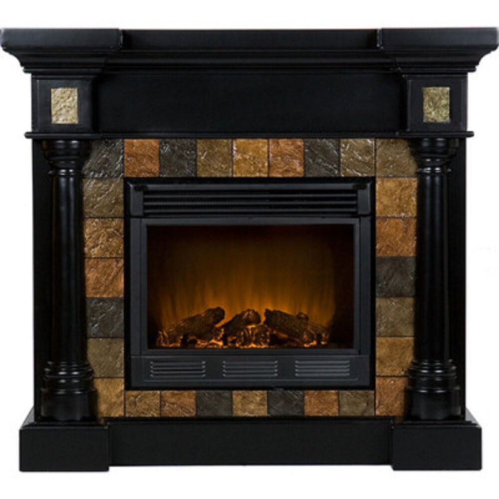 Fake fireplace deals on 1001 Blocks