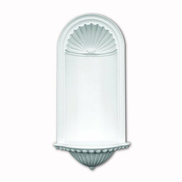 Gaudi Decor Recessed Wall Niche 52 Inch High N734 Arch