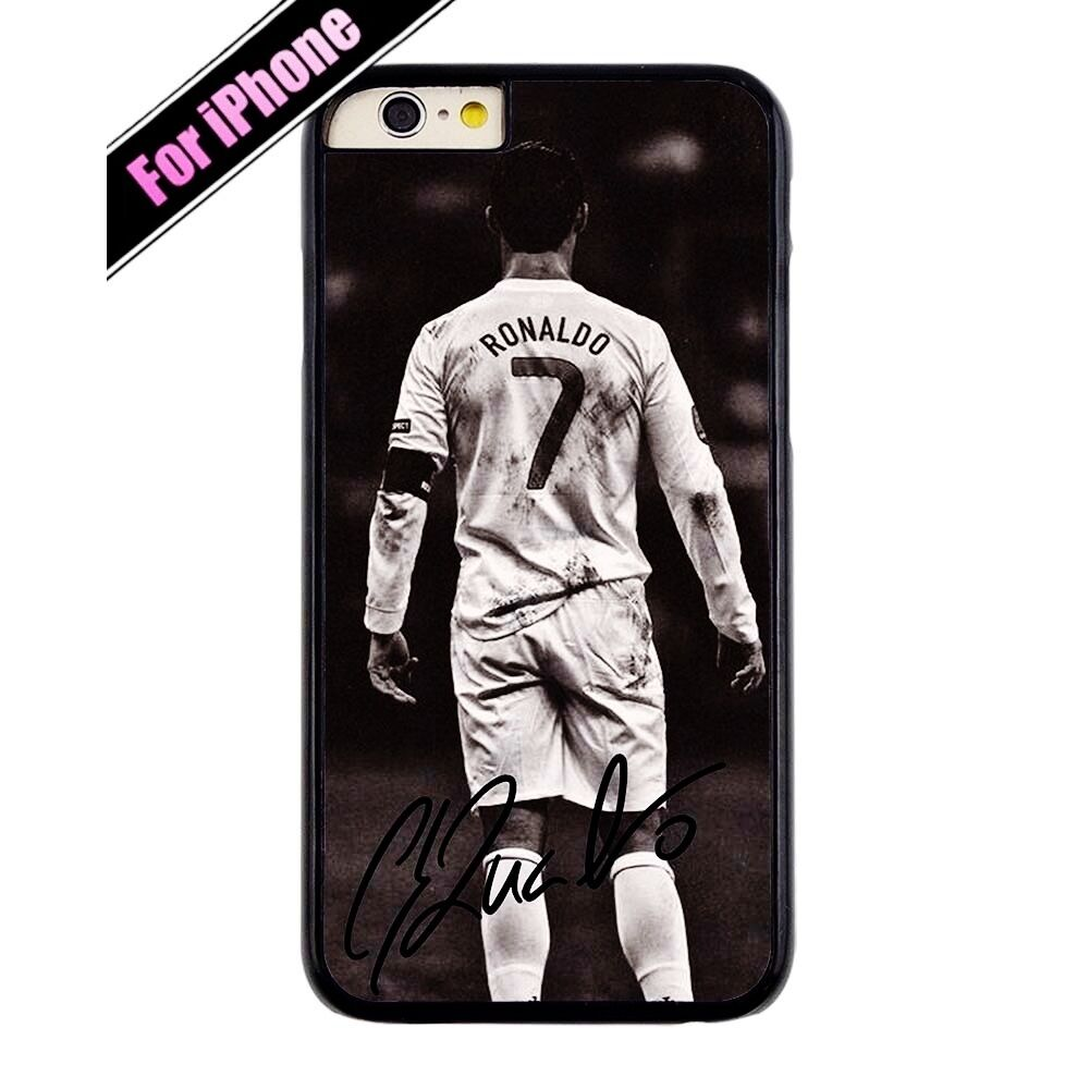Cristiano ronaldo iphone 5 5s 5c 6 6 plus case cr7 real madrid ebay - Fundas del real madrid ...