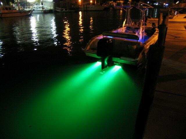 Underwater Gty Boat Led Under Water Fishing Leds Wakeboard