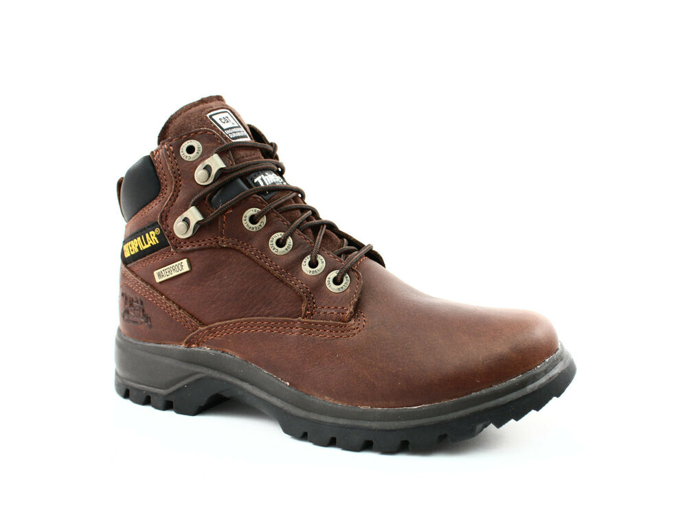 caterpillar kitson alloy safety toe water proof insulated