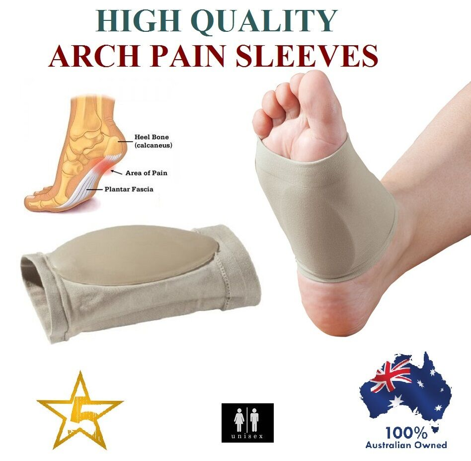 Best Shoes For Foot Arch Support