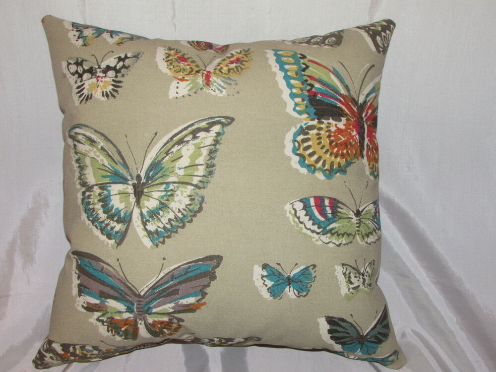 "1 DECORATIVE TOSS THROW PILLOW CUSHION COVER 17"" INDOOR"