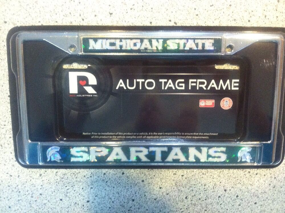 Michigan State License Plate Frame