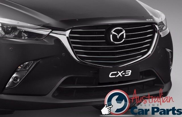 how to open a bonnet mazda 3 2015
