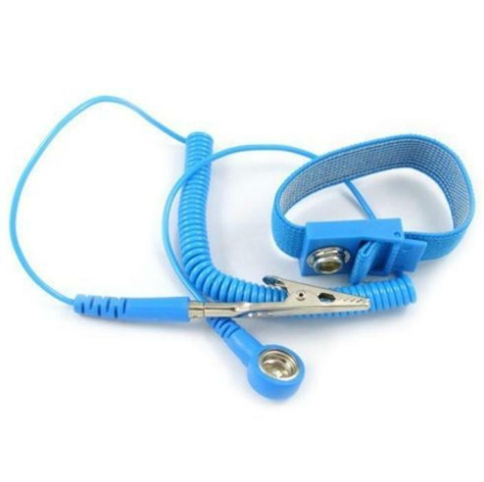 Anti Static Equipment : Pcs anti static esd wrist strap discharge band grounding