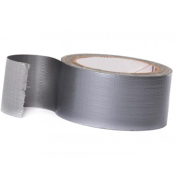 Premium Silver Cloth Gaffa Tape For Floor Protection