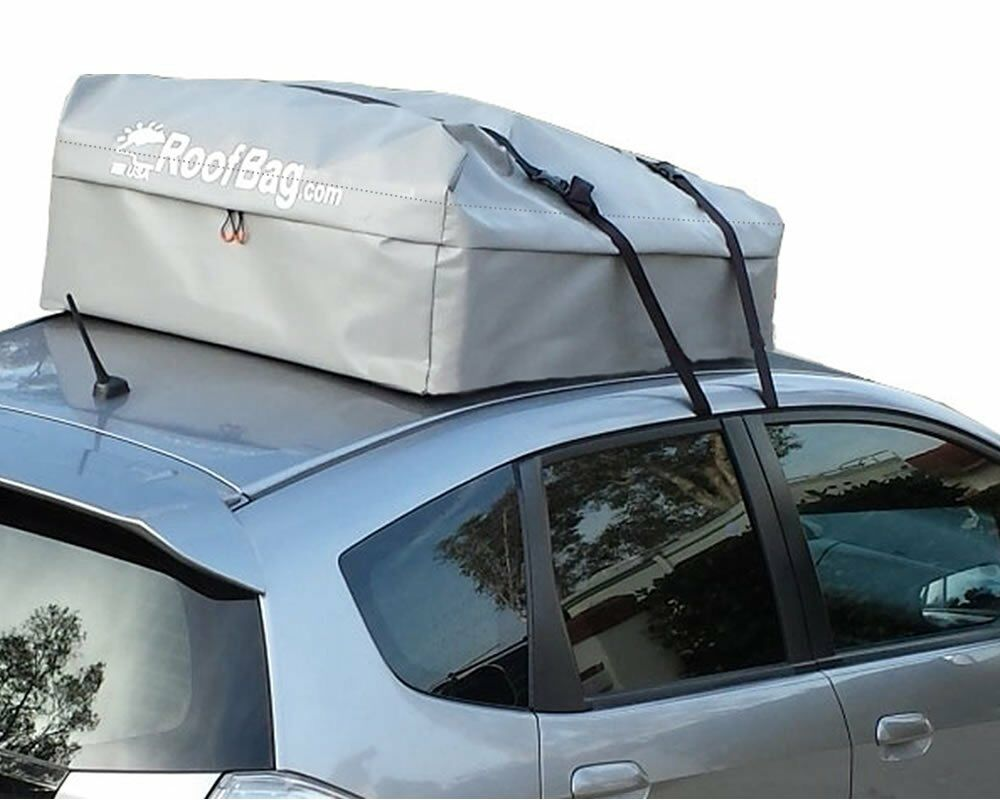 Waterproof Roof Top Cargo Carrier For Any Car Van Or Suv