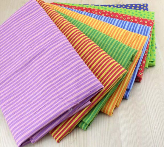 Wholesale series 8 pcs pre cut cotton quilt fabrics for for Cheap sewing fabric