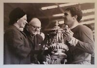 Ron Yeats Signed Liverpool 1965 FA Cup Photo Un-framed 16x12 COA