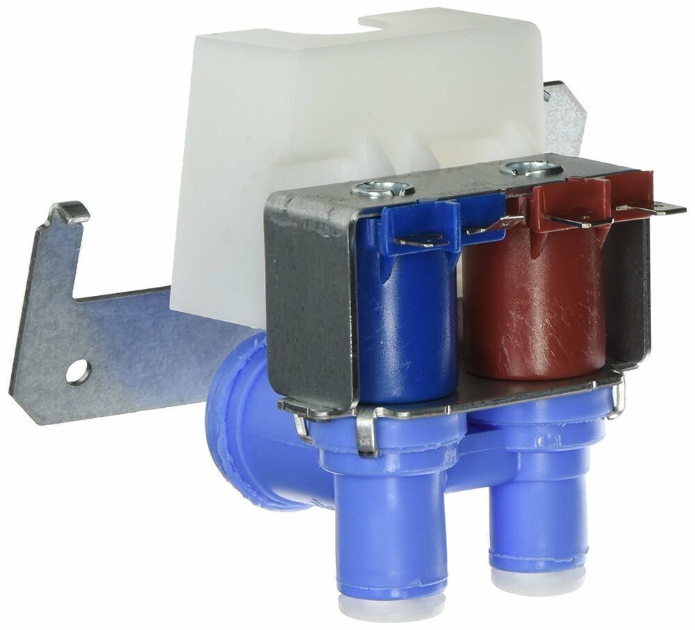 Ge Replacement Ice Maker New Refrigerator Water Valve Solenoid GE General Electric ...