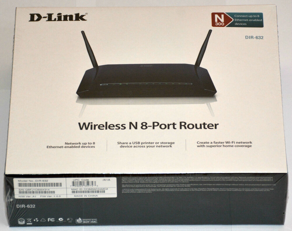 how to set up a dlink router dir 655