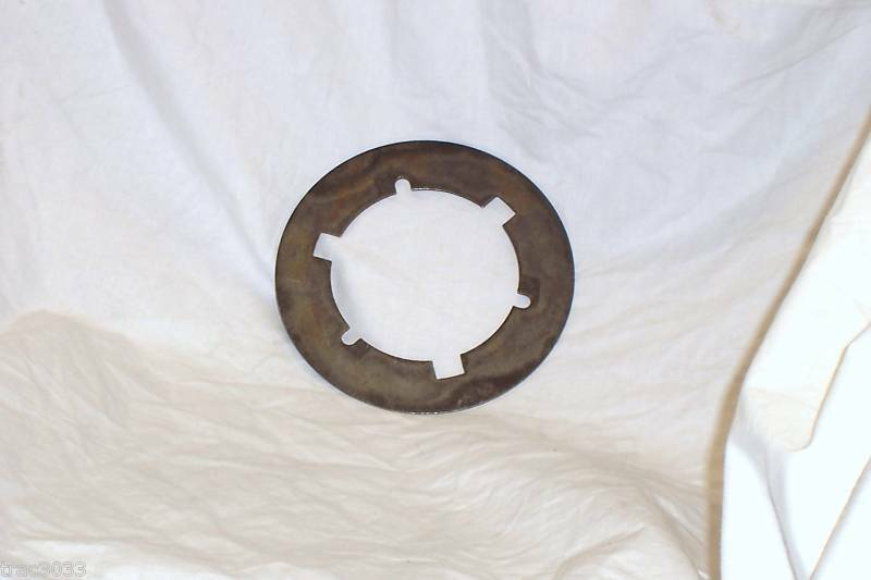 Oliver 550 Pto Clutch Replacement : Oliver pto clutch steel plate super ebay