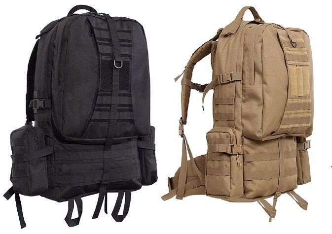Rothco Global Assault Survival Hiking Tactical Molle