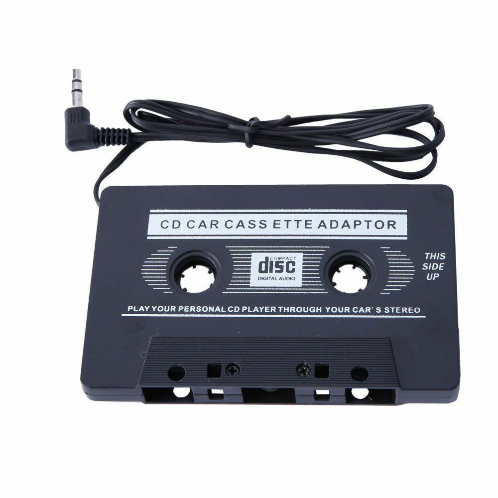 aux car audio cassette tape adapter transmitters mp3 ipod touch iphone 6 5 ebay. Black Bedroom Furniture Sets. Home Design Ideas