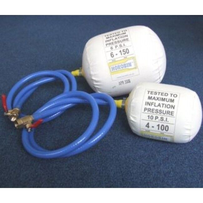 Horobin Drain Air Bag Canvas 4 Amp 6in Options Inflatable