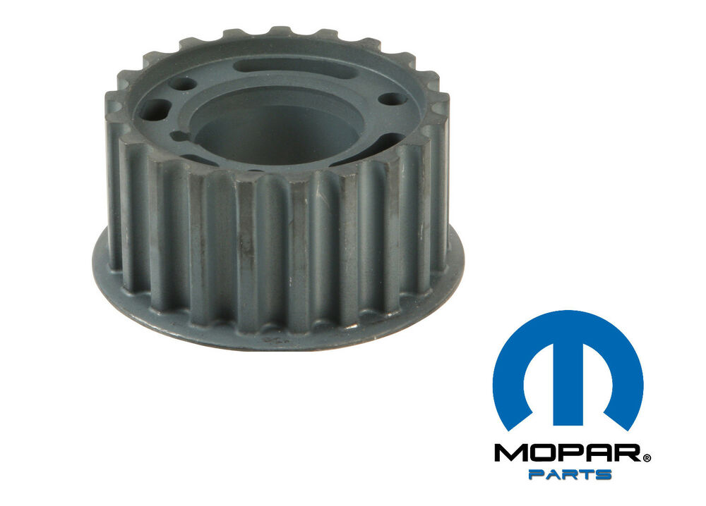 MOPAR Engine Timing Crankshaft Sprocket fits 2.4L Chrysler Dodge Jeep Plymouth | eBay