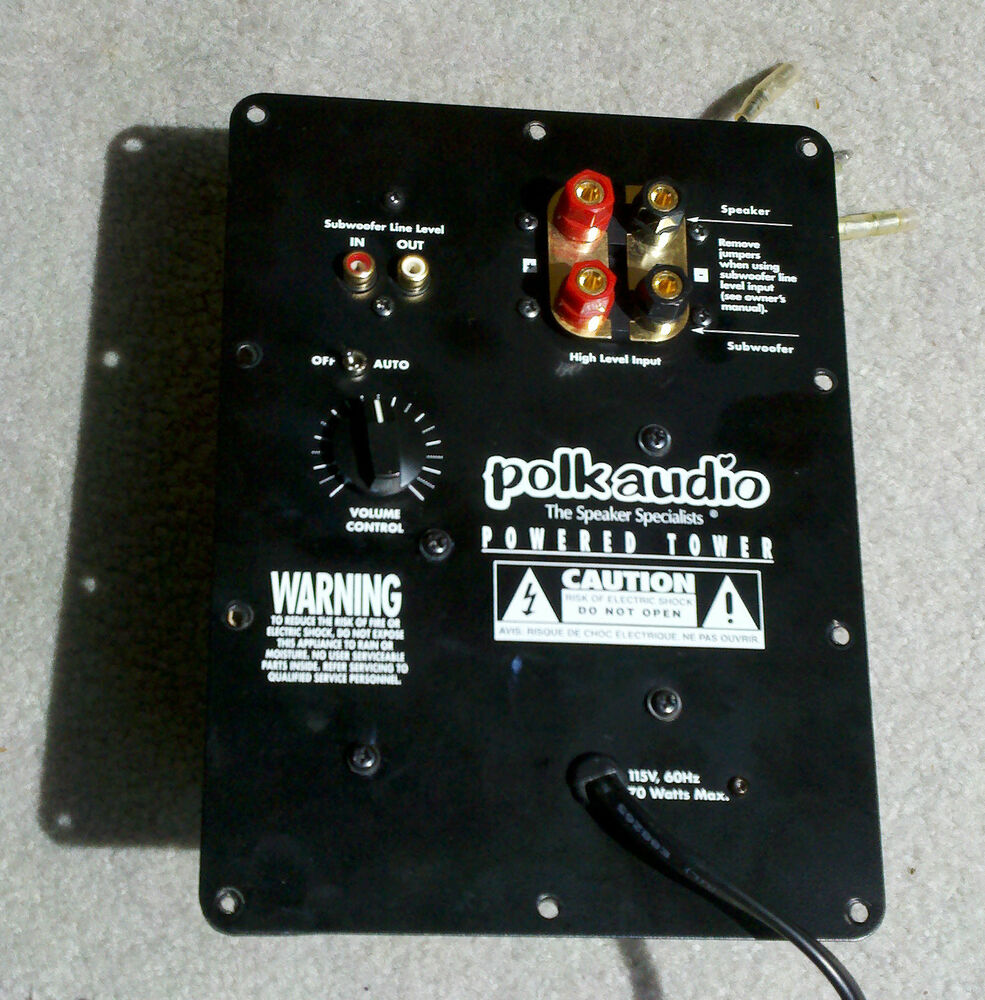 Diy Audio Amplifier Repair