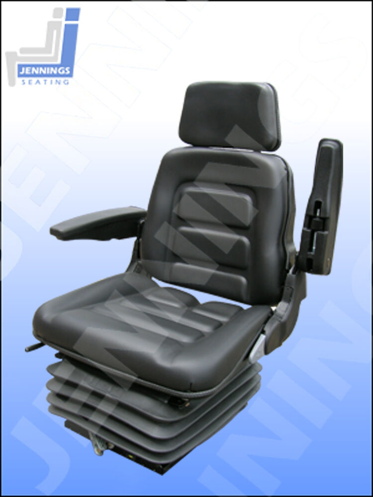 Tractor Seat Boat : Boat tractor dumper mower digger suspension seat ds type