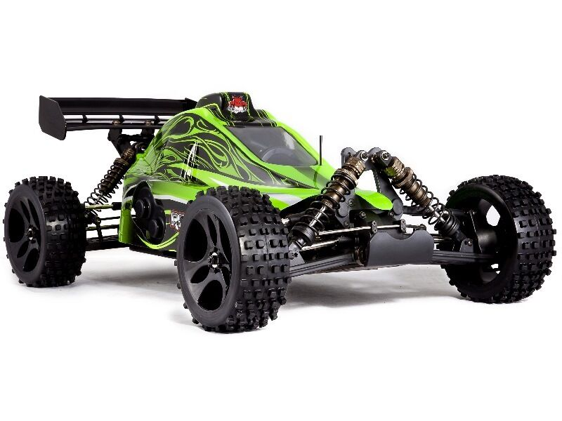 Redcat Racing Rampage XB RC Truck 1/5 Scale Gas 2.4GHz