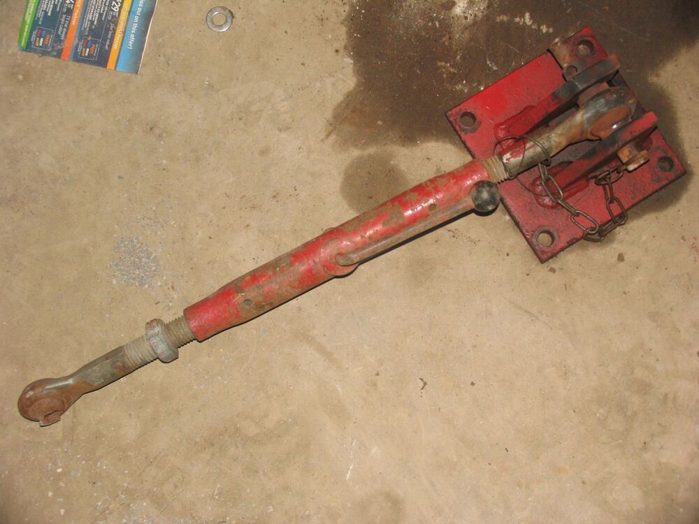 3 Point Tractor Broke : International ih farmall tractor arm point with