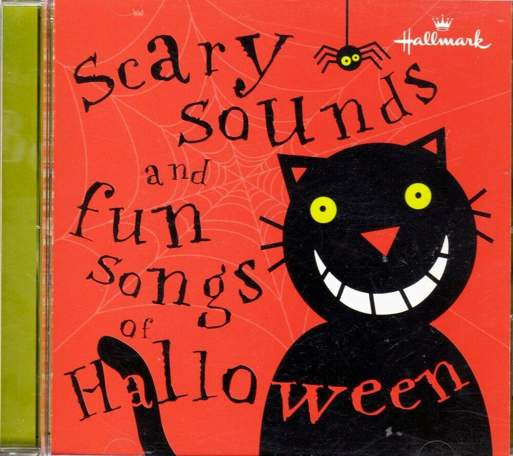 Hallmark scary sounds fun songs of halloween classic for Classic house party songs