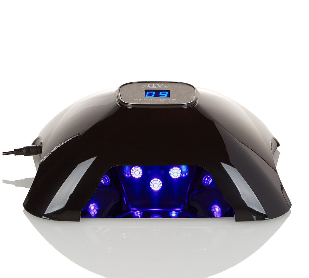 Uv Nails 36w Led Nail Dryer Lamp Curing Any Gel Polish In
