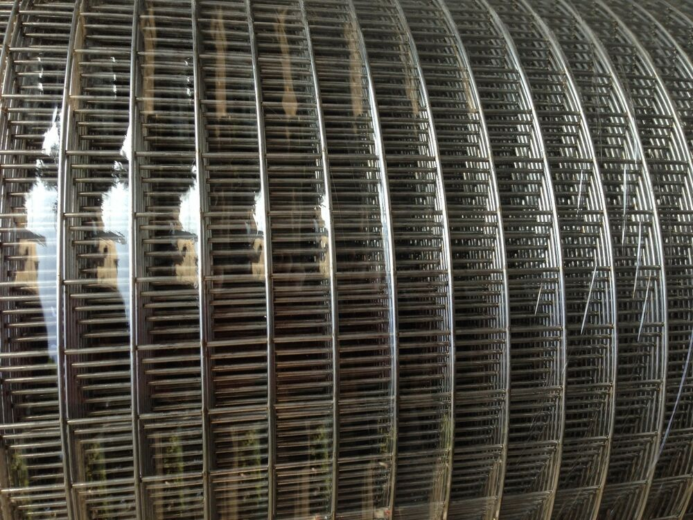 Welded stainless wire gauge x  quot mesh ebay