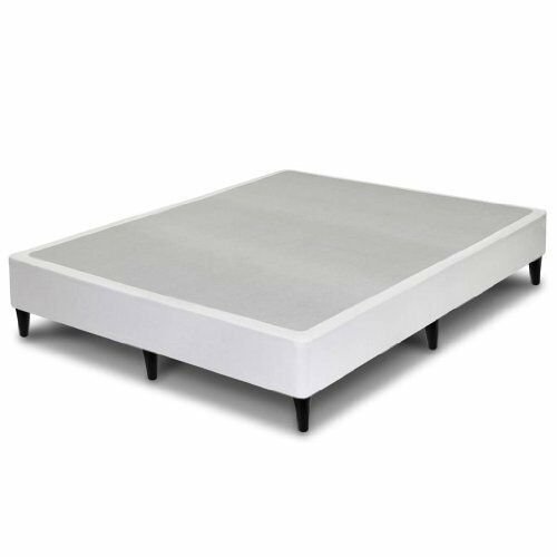 Premium Metal Box Spring Frame Mattress Foundation Ebay
