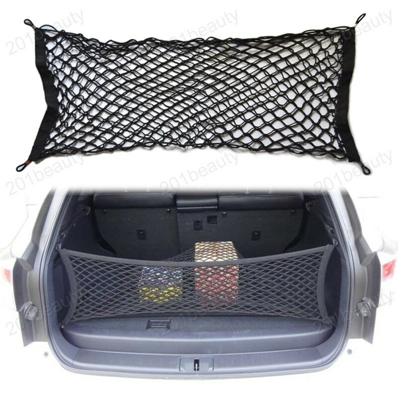 Trunk Storage Luggage Swing Cargo Net For Audi Q3 Q5 Q7 A3